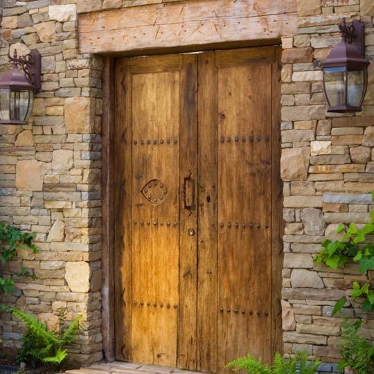 Custom Antique Doors & Antique Doors - Casa Mexicana Imports